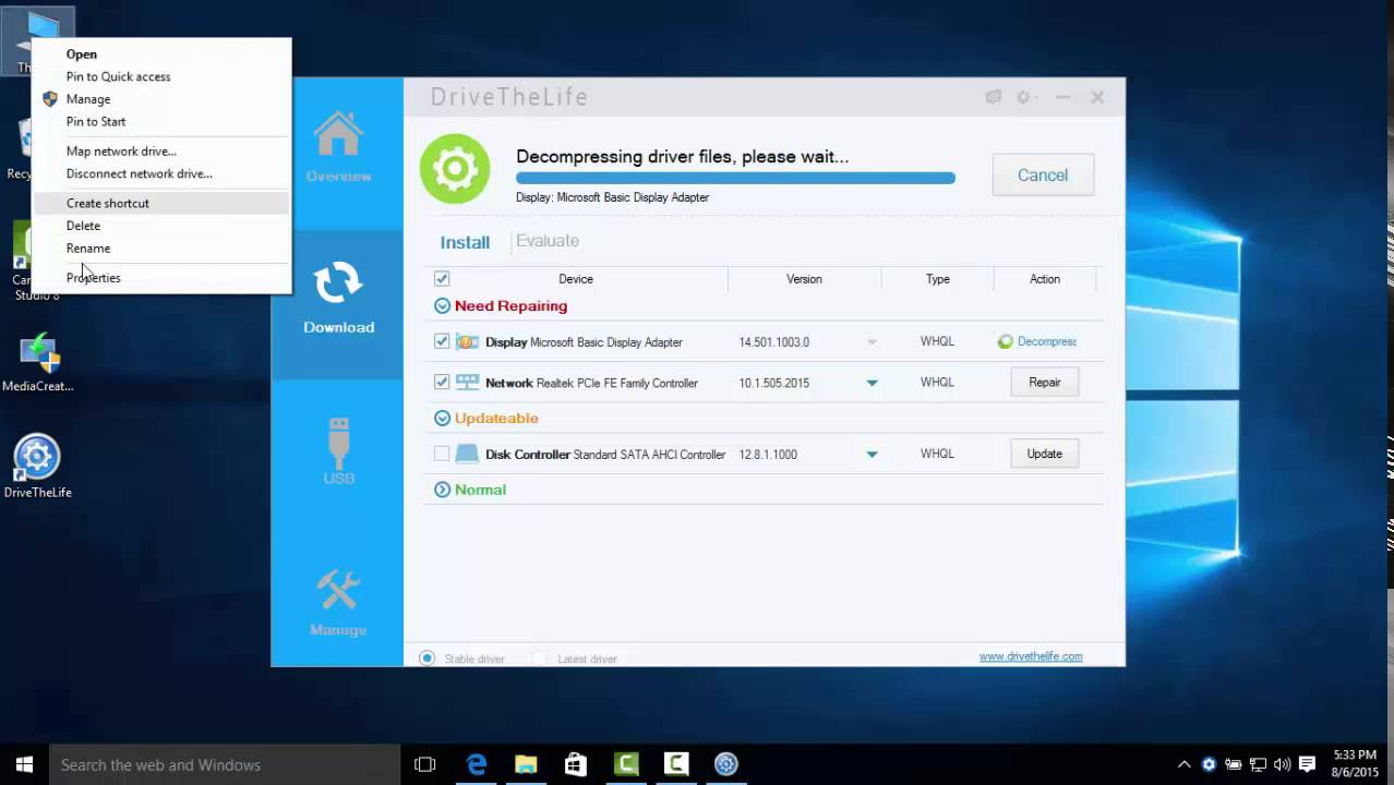 Video Card Driver Free Download For Windows 10