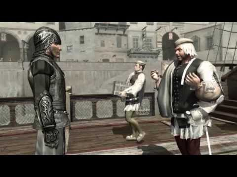 Port Authority: Ezio Kills 5th Savonarola's Lieutenant - The Merchant  (Assassin's Creed 2)