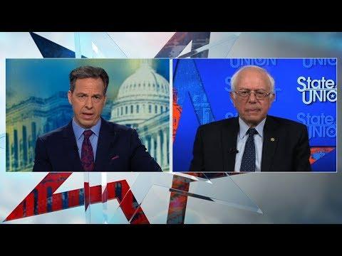 Bernie Sanders: Trump's Puerto Rico tweets are unspeakable (full interview)