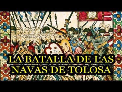 La Batalla de Las Navas de Tolosa, 1212. La Gran Batalla de la Reconquista. S.XIII.