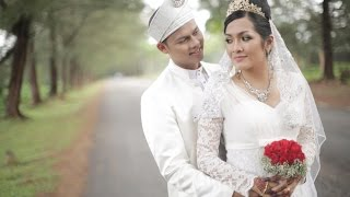 Wedding : Reception of Adi Mentor & Alysa Farima