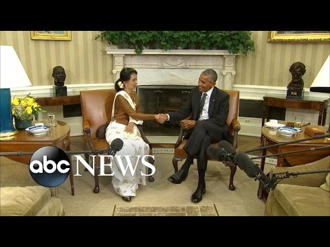 Obama to Lift Myanmar Sanctions