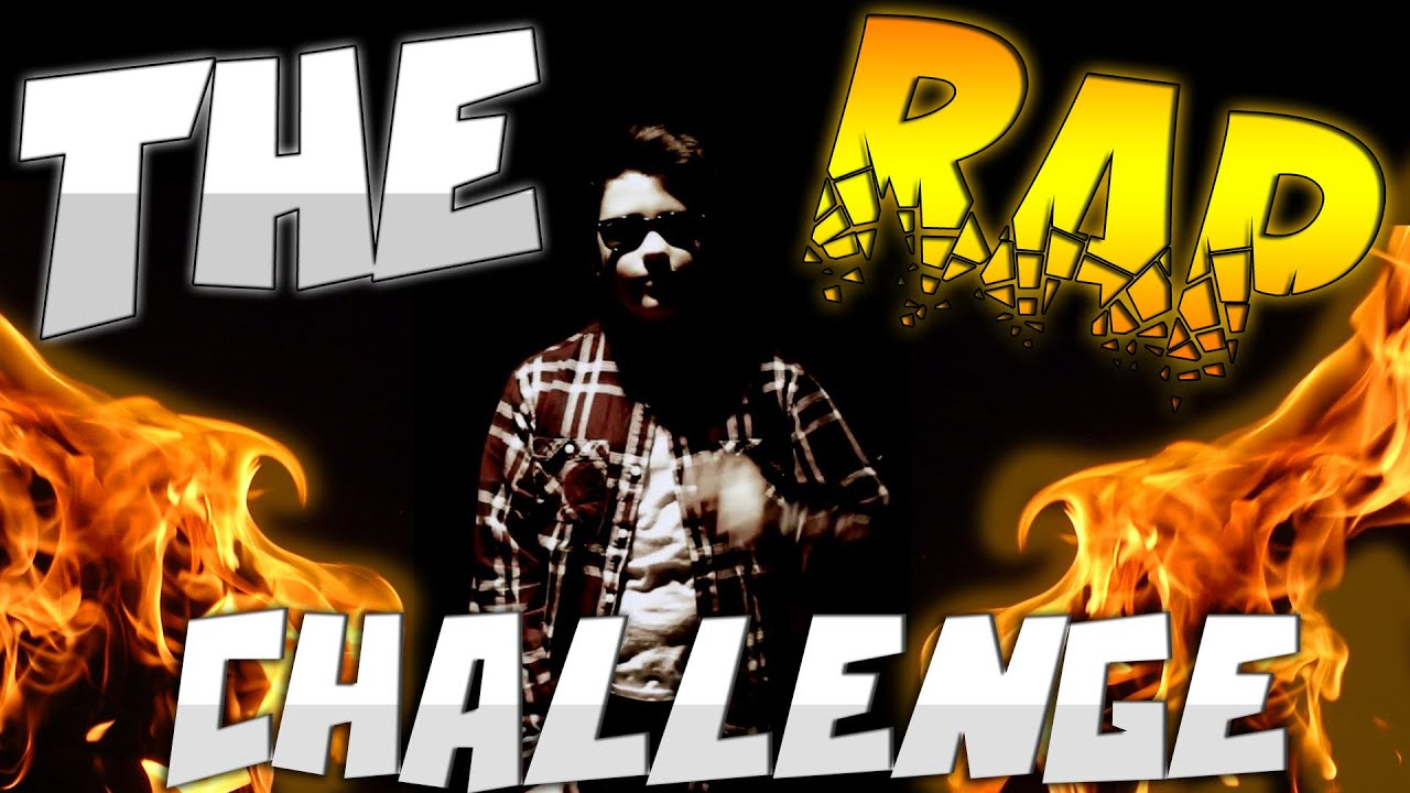 The rap challenge come and see how bad we are youtube