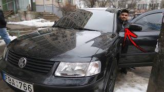 ابوي اشترالي سيارة جديدة في اوكرانيا!!
