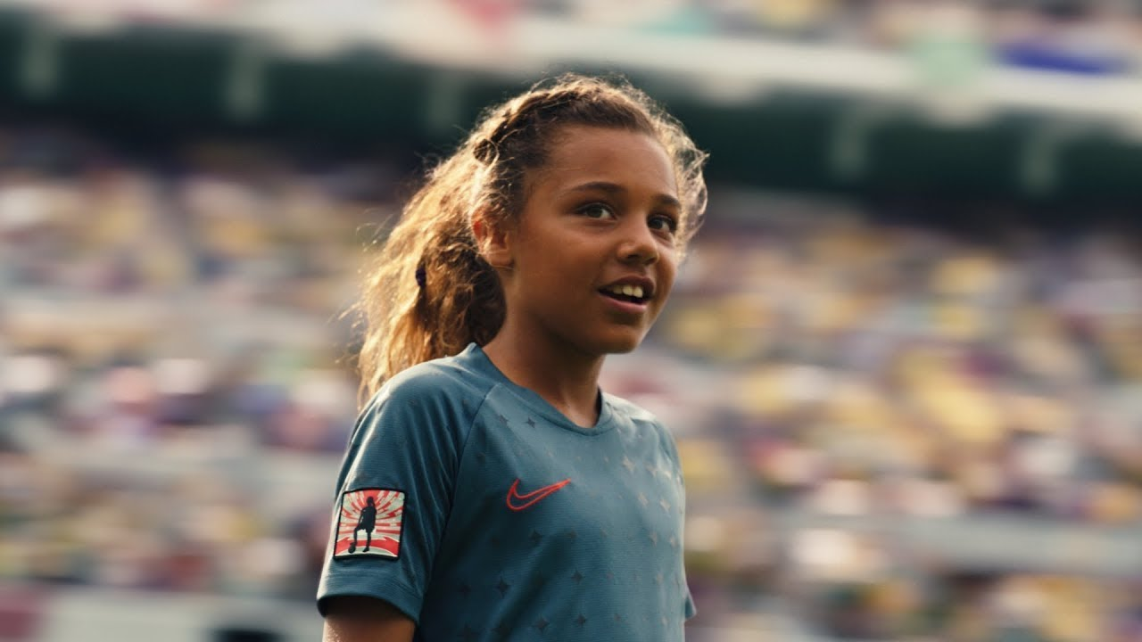 Reportero Arsenal Patentar  Nike Finally Gave Women's Soccer the Breathtaking Ad It Deserves | Muse by  Clio
