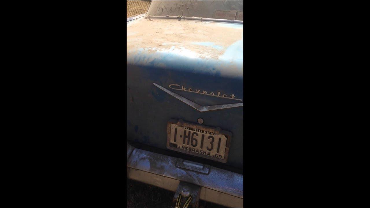 The Auction Mill - Unrestored Survivor Classic Car Auction - Willie ...