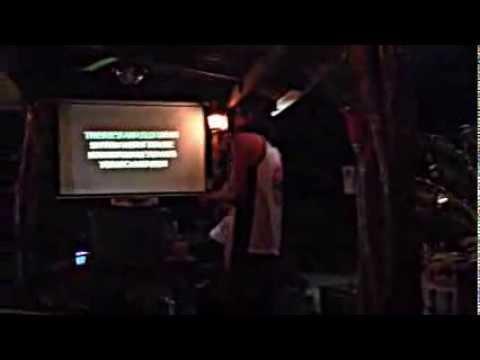 Costa Rica Karaoke, Piano man, Billy Joel