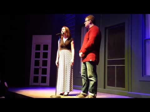 "Joanna Cretella, Austin Jordan - ""Suddenly Seymour"""