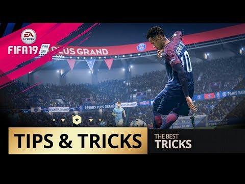 DE ENIGE SKILLMOVES DIE JE NODIG HEBT IN FIFA19! | KOEN WEIJLAND | TIPS&TRICKS