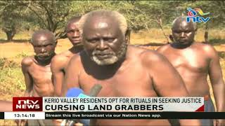 Download Video Kerio Valley residents opt for rituals in seeking justice to curse land grabbers MP3 3GP MP4