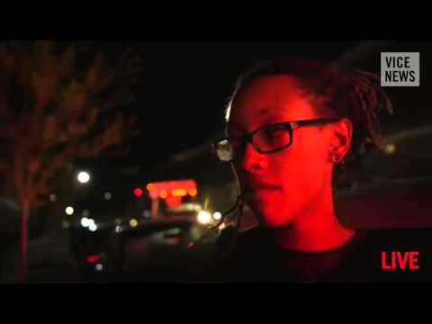 Vice News Interview from the Baltimore Riots: Melanie