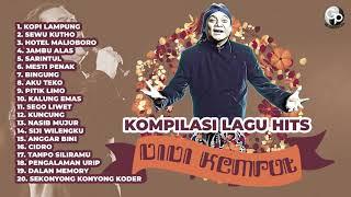 In Memoriam Didi Kempot | Kompilasi Lagu Jawa Hits Didi Kempot