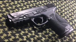 M&P M2.0: Up close with S&W's new upgrade