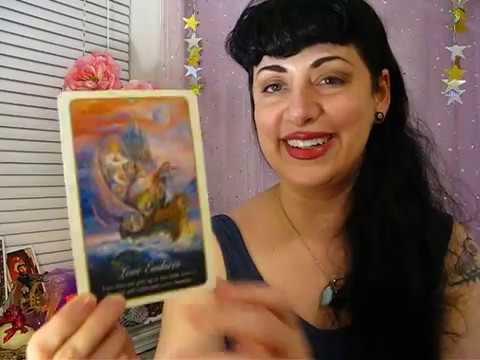 Cancer Moon Tarot