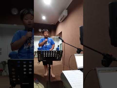 Lagu Anak-Amelia (cipt. A.T.Mahmud) by Geary