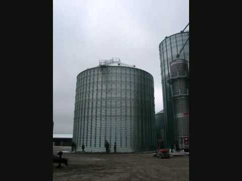 Video 1 How To Build A Grain Bin in One Minute