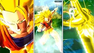 dbl new summon animations