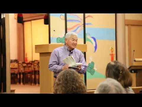 David Mas Masumoto talk for EcoSangha EARTH DAY, April 19, 2015