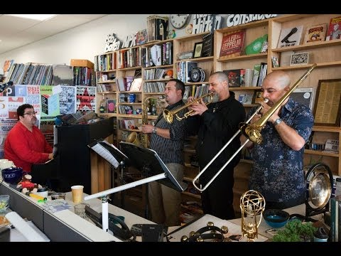 Arturo O'Farrill: NPR Music Tiny Desk Concert