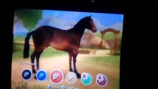 Petz Horse Club wii prt1