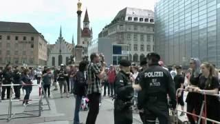 """Wer """"Scheiß Deutscher"""" sagt, hat in Deutschland nichts zu suchen"""