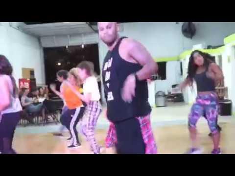 Leo Chavez Commercial Hip Hop dance class - miami fl