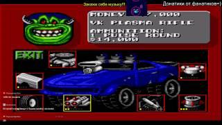 Rock n' Roll Racing ► Sega Mega Drive 2 ► РЕТРОстрим