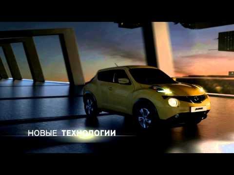 Обновленный Nissan Juke