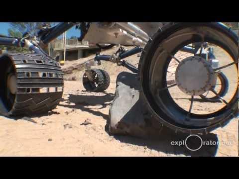 mars rover wheels design - photo #7