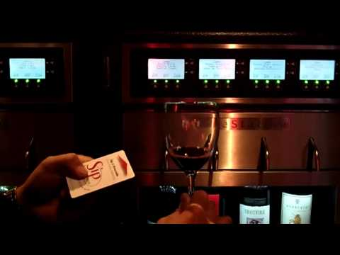 Introduction to Napa Technology Wine Stations