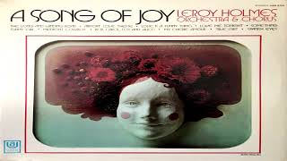 Leroy Holmes Orchestra & Chorus  A Song of Joy (1970) GMB