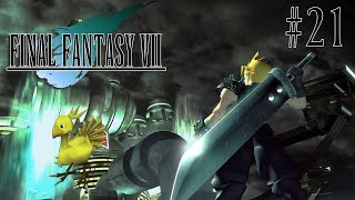 Let's Play: Final Fantasy 7 #21 | Master Chocobo Racer