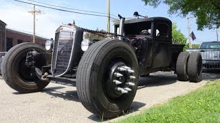 2018 Beatersville Car Show: Custom Cars, Trucks and Rat Rods