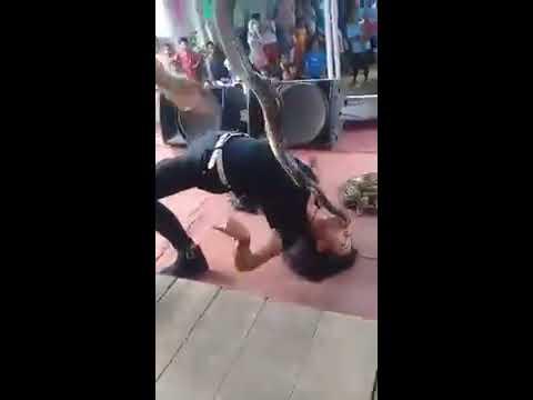 Titi penari ular cirebon