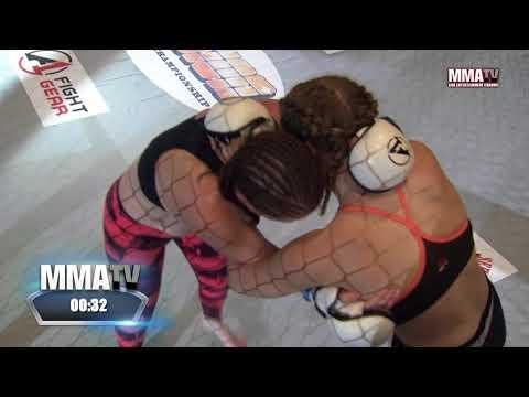 Louise Dempster vs Sarah Abbey Fusion 27