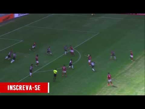 Melhores momentos de Flamengo 2x0 Atlético Mg Brasileirão 2016