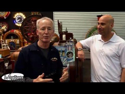 Joe's Antique Slot Machine Restoration Episode