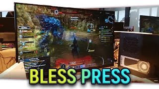 Bless Press & Emissary Event Review By Skylent