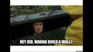 IT Parody Trailer 2017 feat. Donald Trump #ITtrailer