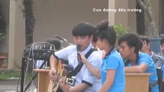 THPT Nguyễn Thái Bình- Con đường đến trường- 10C2