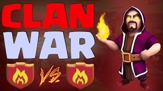 "Clash of Clans - Clanwar [#23] ""LOW LEVEL STRATEGY"" [Nederlands]"
