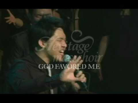 Heritage Mass Choir - The Gospel 2 - 주의 사랑(God Favored Me)