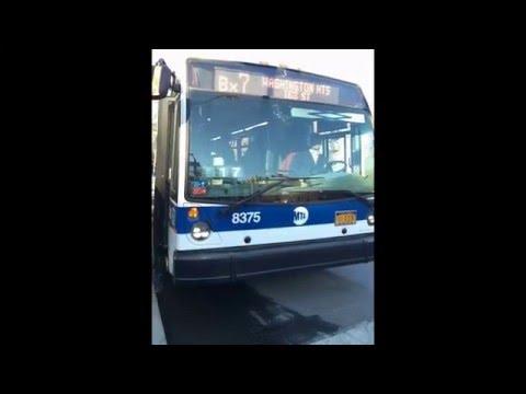 New 8370-8380 LFSs at Kingsbridge Depot