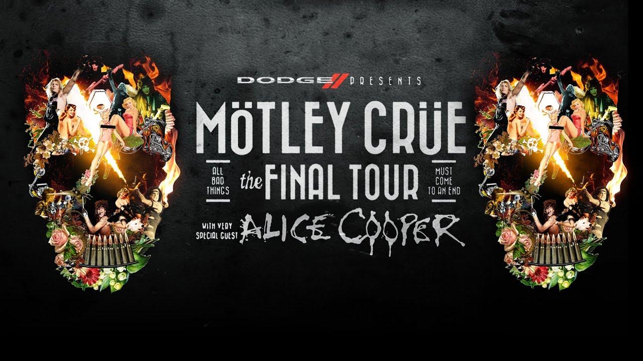 Alice Cooper Tour