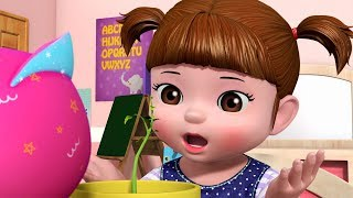 Kongsuni and Friends | BRAND NEW! | Secret Seedlings | Kids Cartoon | Toy Play | Kids Movies
