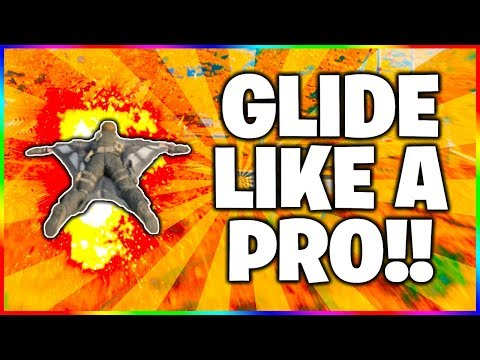How To GLIDE Like A PRO In BLACKOUT! (How To Glide FURTHER & FASTER In BLACK OPS 4 BLACKOUT)