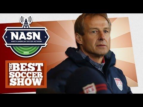 Jurgen Klinsmann on American Player Belief & Beckham in Miami: Best Soccer Show