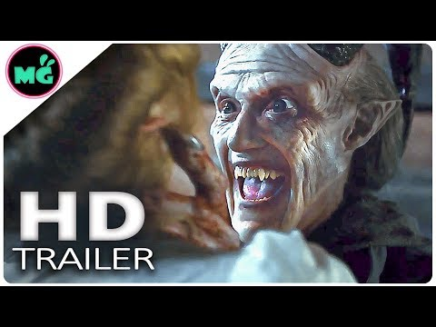 VAN HELSING Official Comic-Con Trailer (2019) SyFy