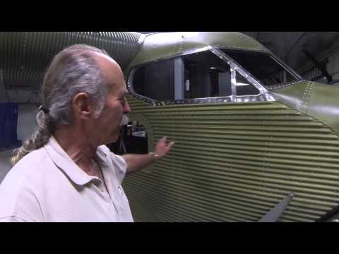Ford 4-AT TriMotor - Project Update - Kermie Cam