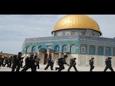 Breaking  Temple Mount 2 Waqf Agents Arrested On Jerusalem Day
